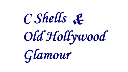 C Shells and Old Hollywood Glamour