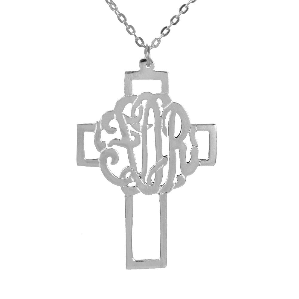 sterling-silver-monogram-cross-pendant