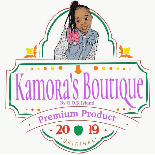Kamora's by Rok Island Clothing Shop
