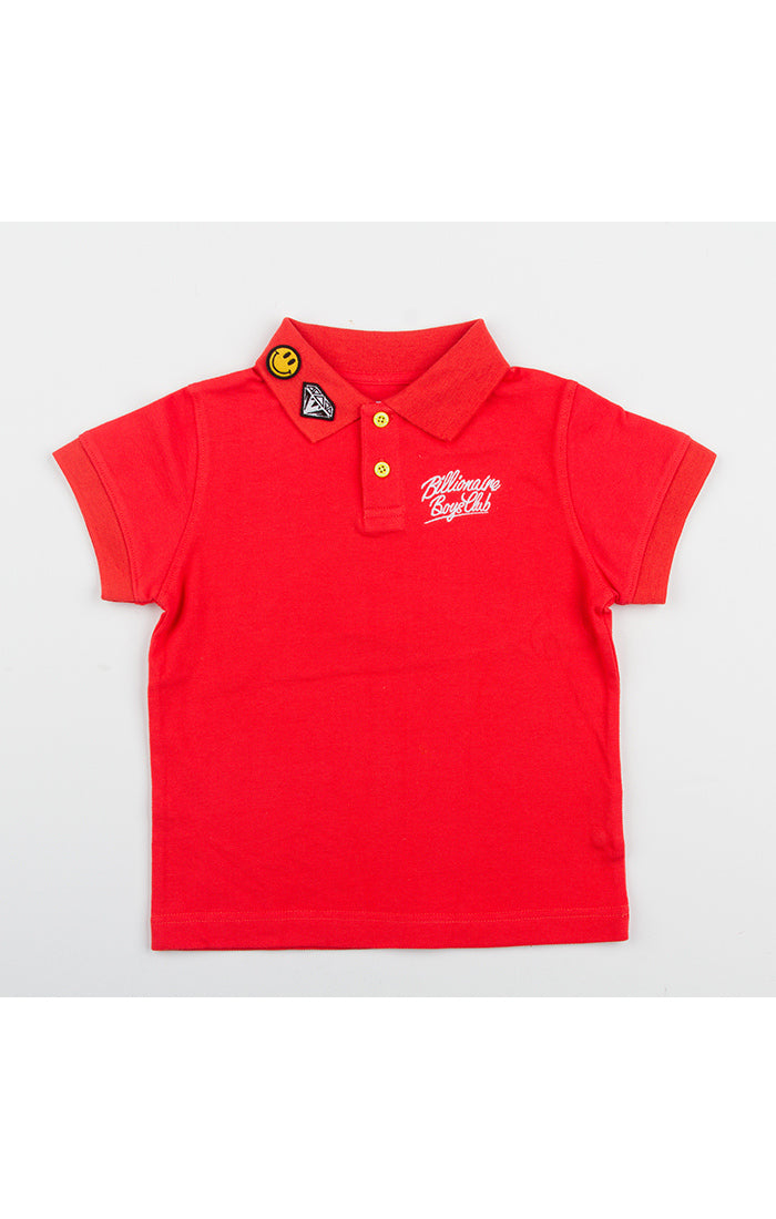 BBC Melon Polo Shirt