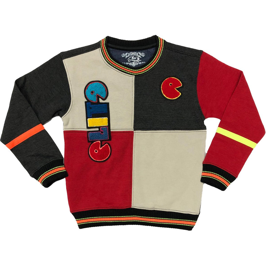Elite- Pac-Man Sweater