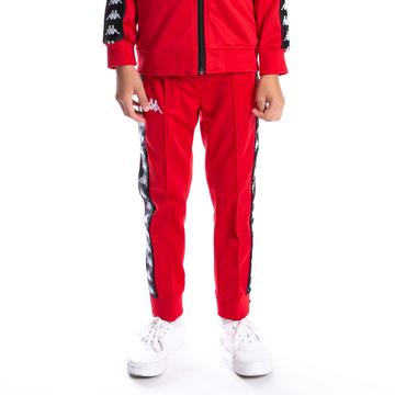 Kappa Red Track Pants