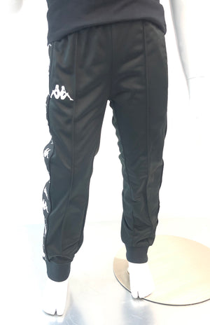 Kappa Black Track pants