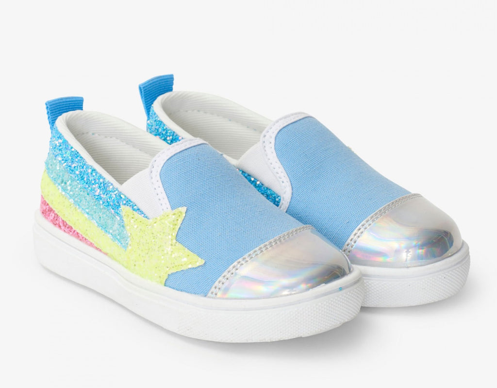 Hatley Shooting Star Slip On Sneaker
