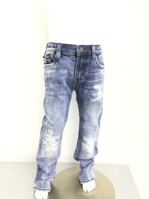 Rouge Slim Straight Jeans