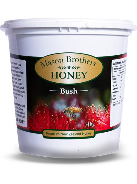 1kg Bush Honey
