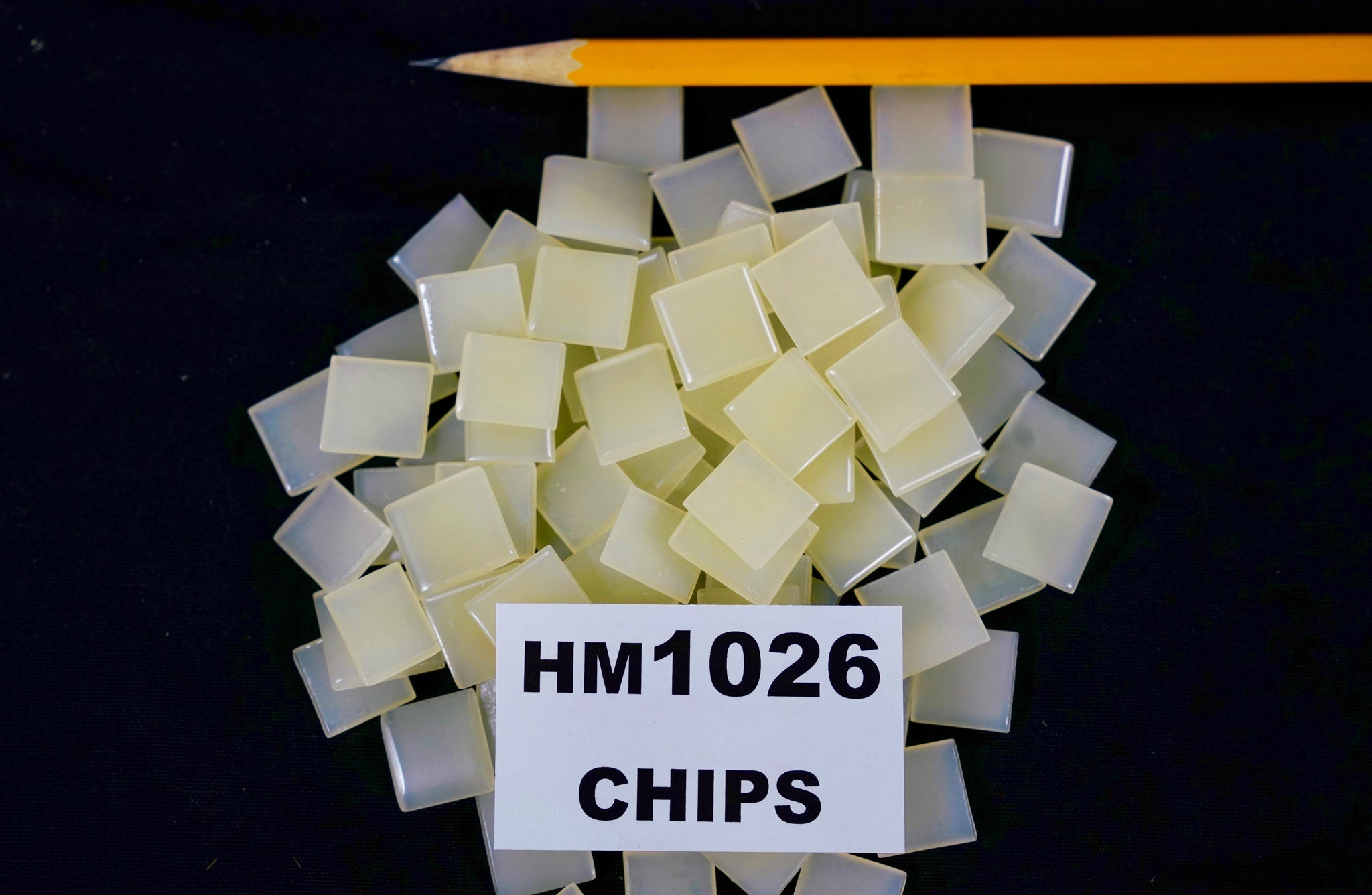 For Coated Card Stock & Carton Sealing - Hot Melt Glue Chips - HM1026