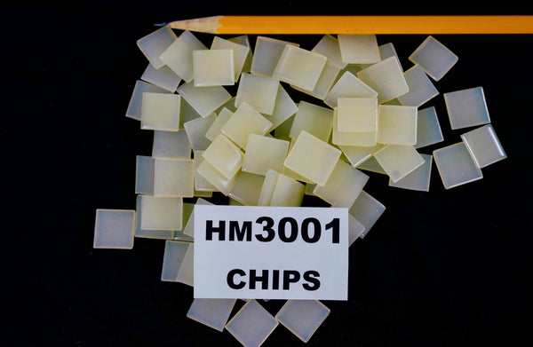 For Frozen Or Refrigerated Cartons - Hot Melt Glue Chips Freezer Grade Adhesive - HM3001