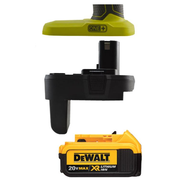 Adapter for DeWalt 20V Lithium Ion Battery