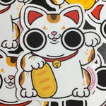 Lucky Cat Sticker