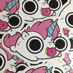 Unicorn Donut Sticker