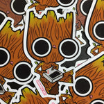 Teen Groot Sticker