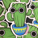 Catcus Sticker