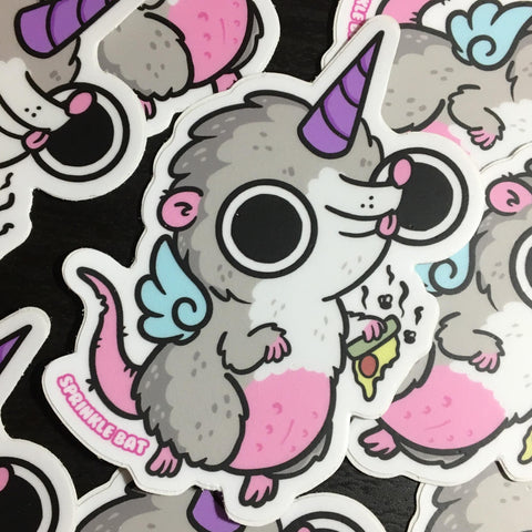 UniPossum Sticker