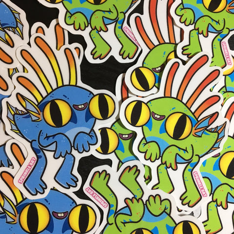 Murloc Stickers