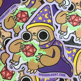 Weird Wizard Sticker Pack *Designer con Exclusive*