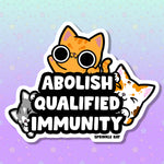 Abolish Qualified Immunity for ACLU