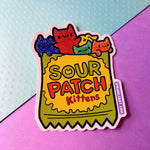 Sour Patch Kittens Sticker