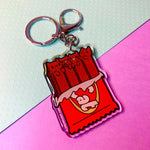 Kit Cat Keychain