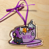 Kittea Ornament
