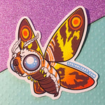 Mothra Sticker