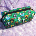 Animal crossing pencil bag
