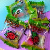 Sour Patch Shaker Bag Keychain