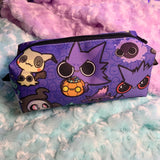 Ghost Pokémon pencil bag