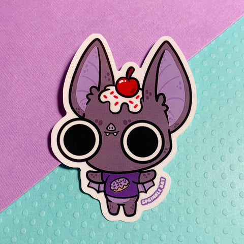 Sprinkle Bat villager Sticker