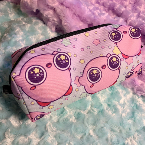 Kirby pencil bag