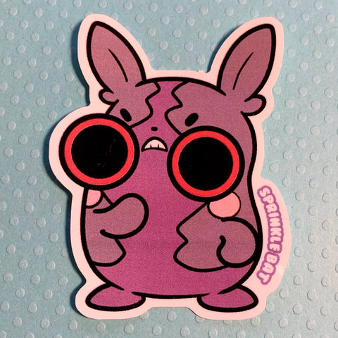 Copy of Morpeko Sticker - Hangry Mode