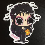 Elvira Sticker