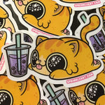 Bubble Tea Lover Sticker