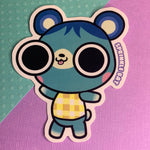 Bluebear Sticker