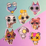 Animal Crossing Sticker Pack