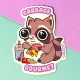 Garbage Gourmet Sticker