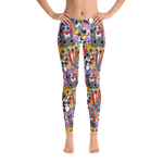 Super Sprinkle Bat Leggings
