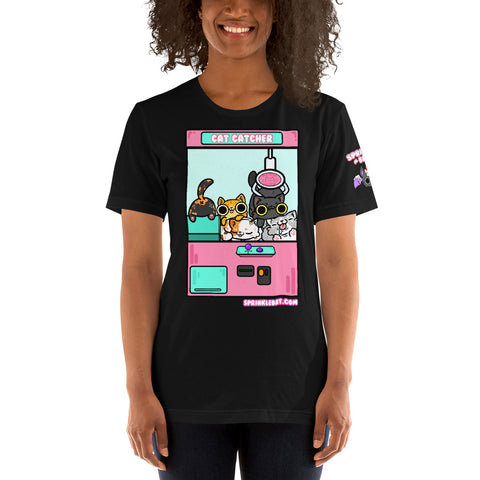 Cat Catcher T-shirt