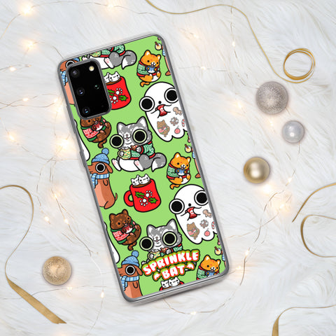 Holiday Samsung Case