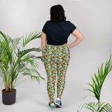 Holiday Print Plus Size Leggings