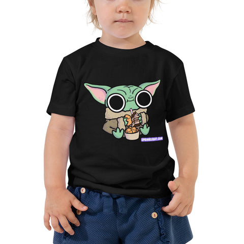 Chiccy Nuggies Choccy Milk Child Toddler Short Sleeve Tee
