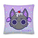 Sprinkle Bat & Scabba Scream Premium Pillow