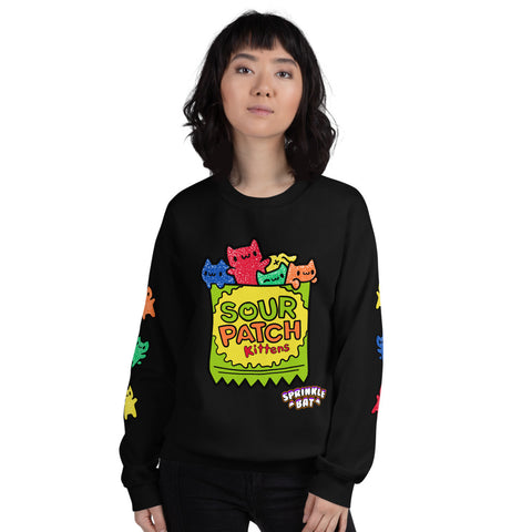 Sour Patch Kittens Unisex Sweatshirt