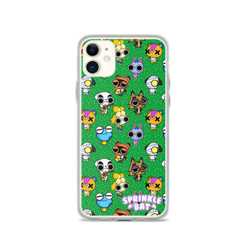 Animal Friends iPhone Case