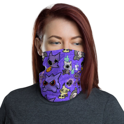 Ghost Trainer Neck Gaiter
