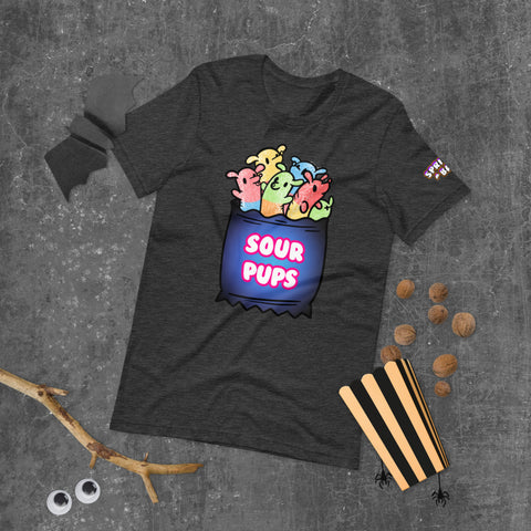 Sour Pups Short-Sleeve Unisex T-Shirt