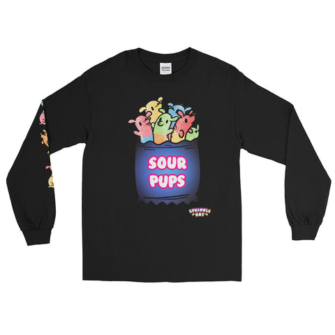 Sour Pups Men's Long Sleeve Shirt