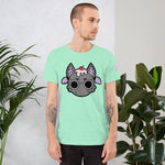 Sprinkle Bat Squishy Short-Sleeve Unisex T-Shirt