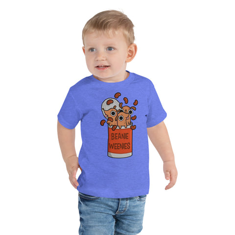 Beanie Weenies Toddler Short Sleeve Tee