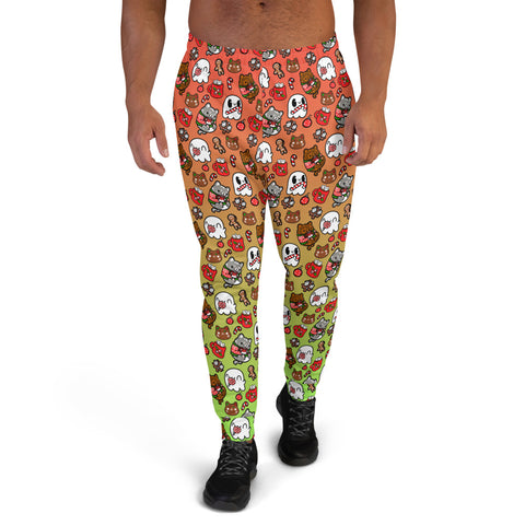 Holiday Mini Pattern Men's Joggers